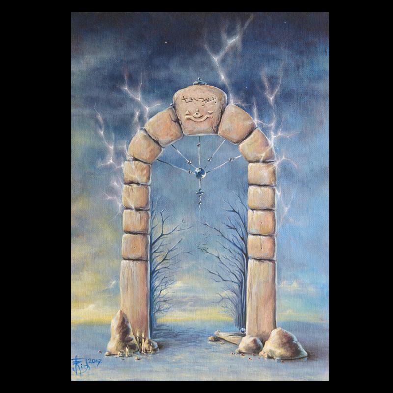 Двери, которых нет - 4: 131 Врата Бури и Врата Забвения